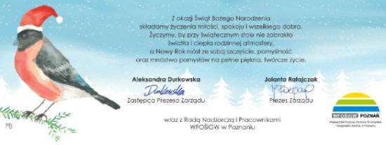 Świąteczne życzenia...