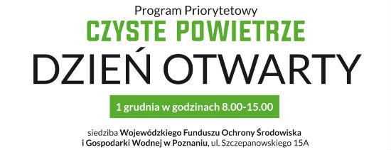 1 grudnia – Dzień Otwarty Programu Prioryte...
